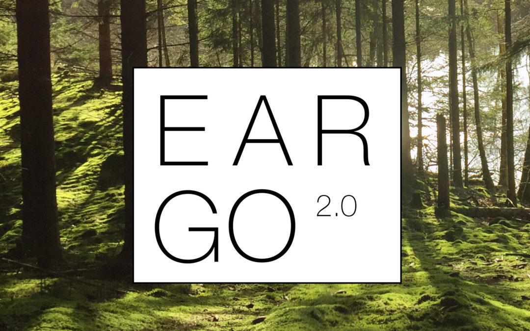 Snart kommer EARGO att uppdateras till version 2.0. Ett roligare och mer miljövänligt val.